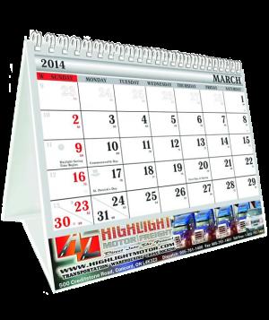 Desk-Top Calendars