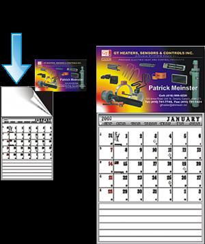 Magnet Wall Calendars